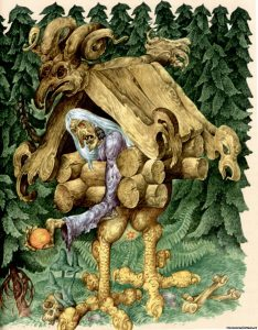 Картинка для детей Избушка на курьих ножках   подборка (14)