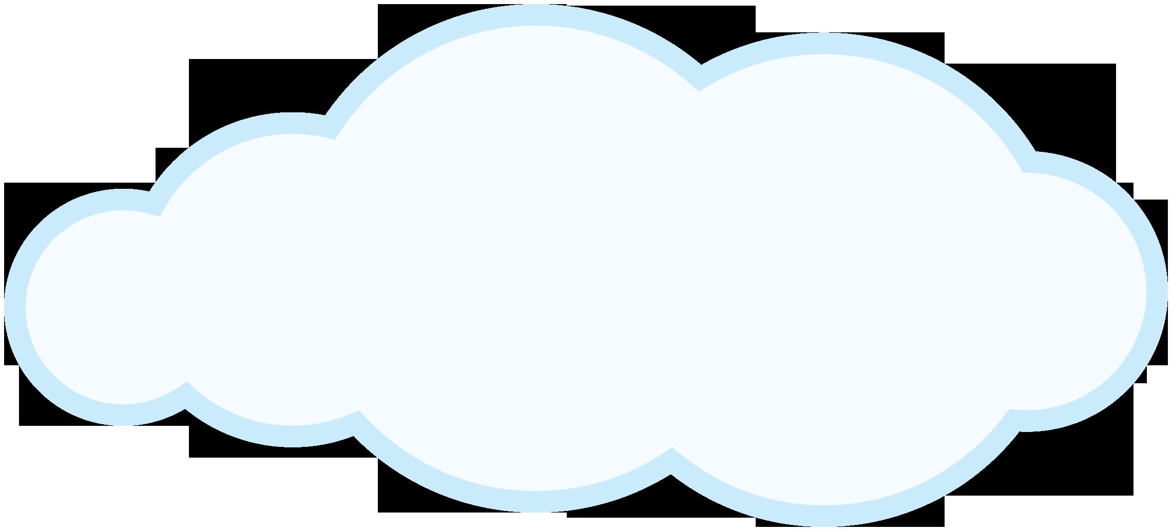 Картинка облака на прозрачном фоне