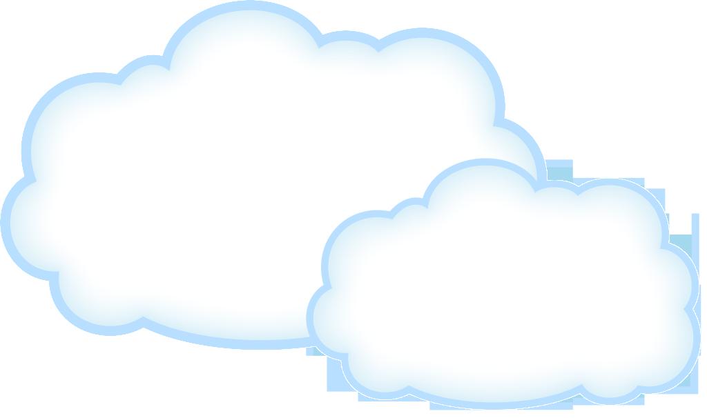 Картинки облака детские