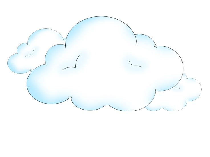 Картинки облаков для детей на прозрачном фоне, одноклассники