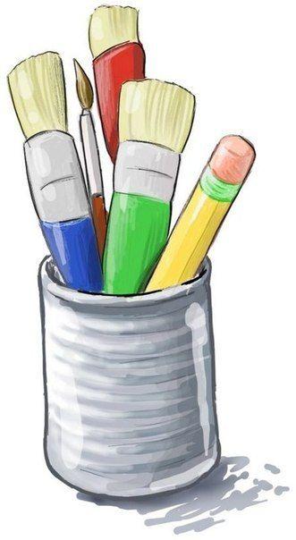 Картинки для срисовки в личный дневник   коллекция (24 штуки) (1)