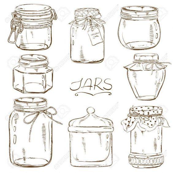 Картинки для срисовки в личный дневник   коллекция (24 штуки) (3)