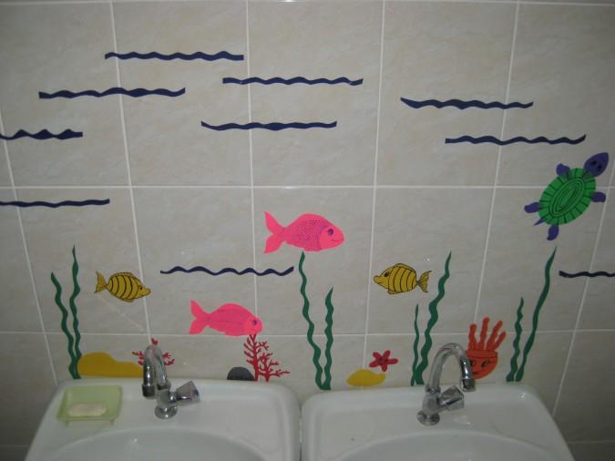 Картинки в умывальную и туалетную комнату