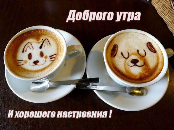Картинки с добрым утром позитивные   для друзей скачать бесплатно (21 штука) (1)