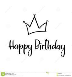 Красивая надпись с днем рождения   добрые открытки (23 фото) (8)