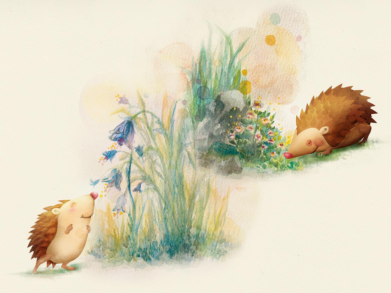 Красивые картинки для садика на тему Весна (11)