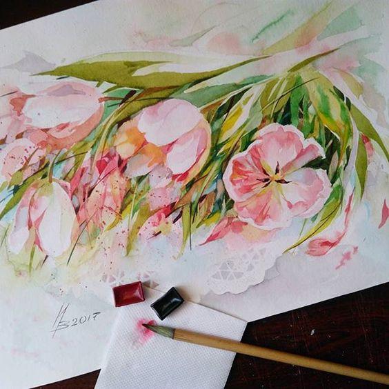 Красивые картинки для садика на тему Весна (16)