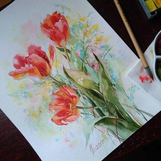 Красивые картинки для садика на тему Весна (17)