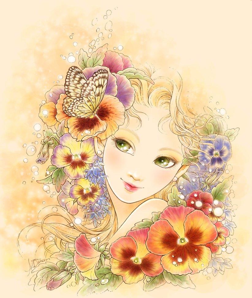 Красивые картинки для садика на тему Весна (18)