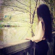 Красивые фото девушек брюнеток на аву в ВК   подборка аватарок (23)