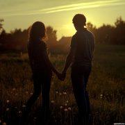 Красивые фото парень и девушка со спины на аву   подборка (15)