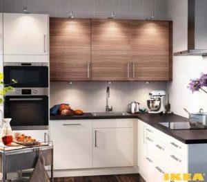 Кухни угловые маленькие   миленькие (21 картинка) (17)