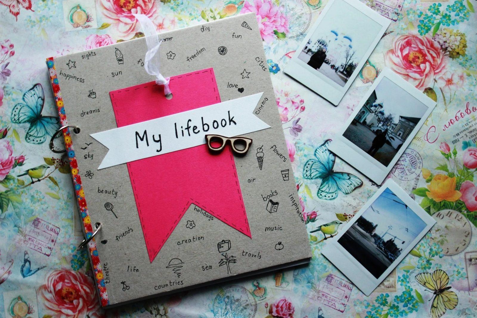 оформлення особистого щоденника фото сотни