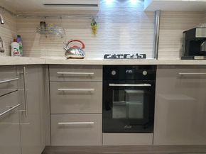 Маленькие кухни дизайн фото 6 кв м подборка (20 штук) (2)