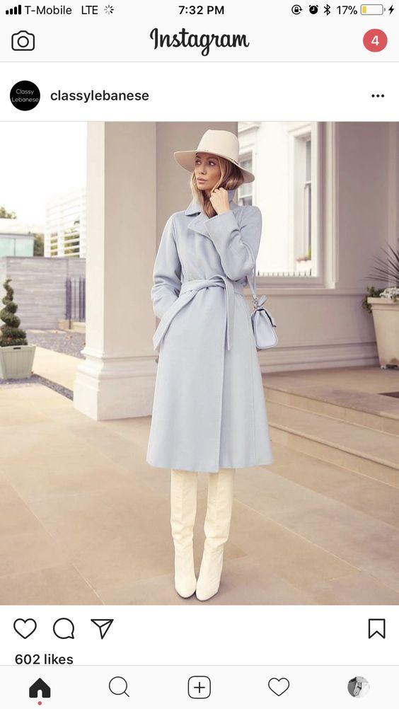 Модные сапоги осень зима 2019 2020 фото   коллекция (22 картинки) (17)