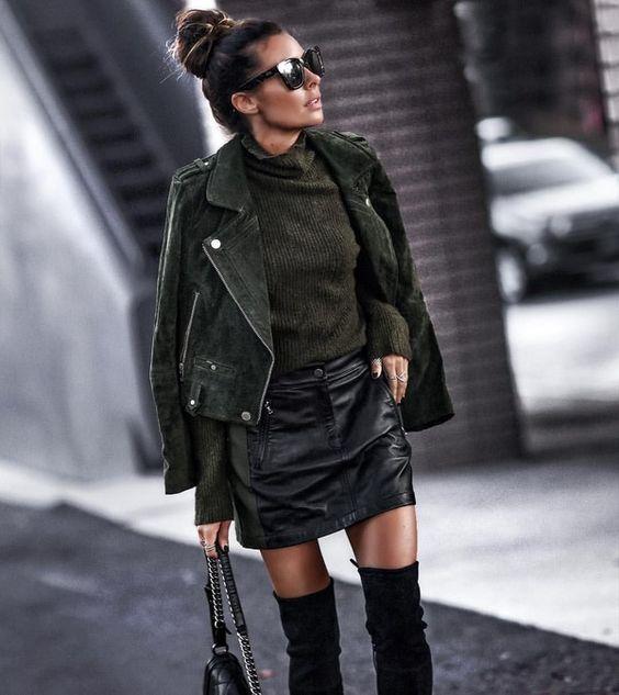 Модные сапоги осень зима 2019 2020 фото   коллекция (22 картинки) (2)