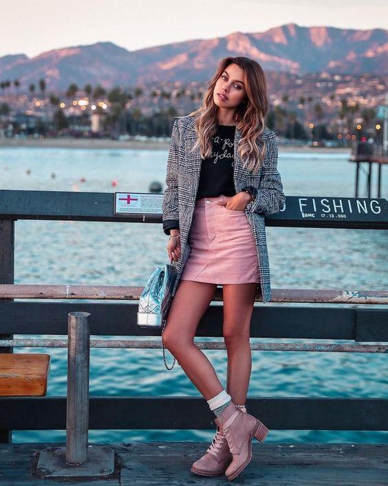 Модные сапоги осень зима 2019 2020 фото   коллекция (22 картинки) (6)