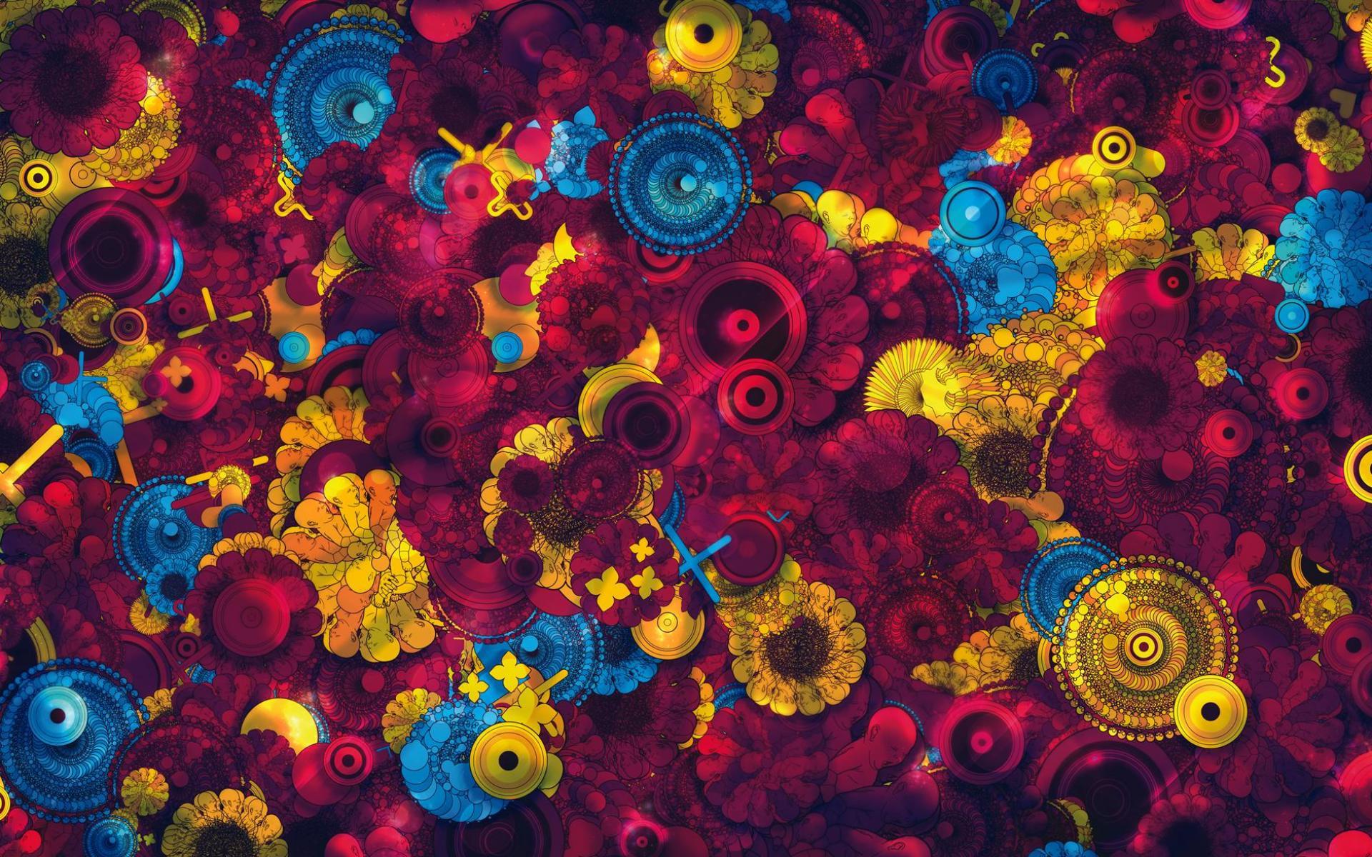 Обои красивые и яркие на рабочий стол   подборка (8)