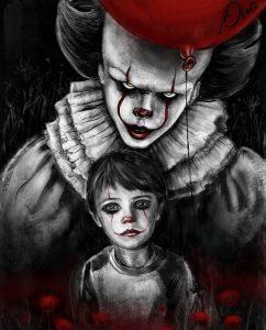 Оно рисунок   страшно (22 картинки) (20)