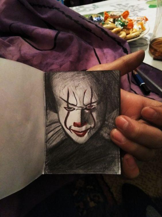 Оно рисунок   страшно (22 картинки) (5)