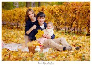 Осенняя фотосессия в парке   подборка (18 картинок) (16)