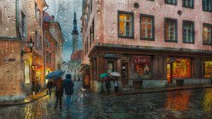 Осень в городе   красивые картинки на рабочий стол (15)