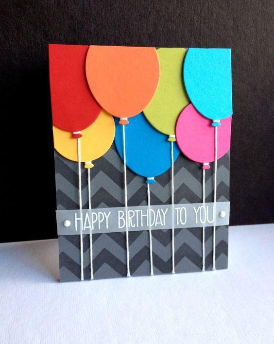 Открытка на день рождения своими руками бабушке   для любимой (19 картинок) (8)