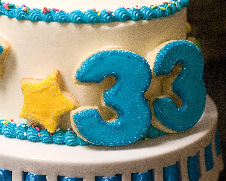Открытки мужчине с Днем Рождения 33 года лучшая подборка (19)