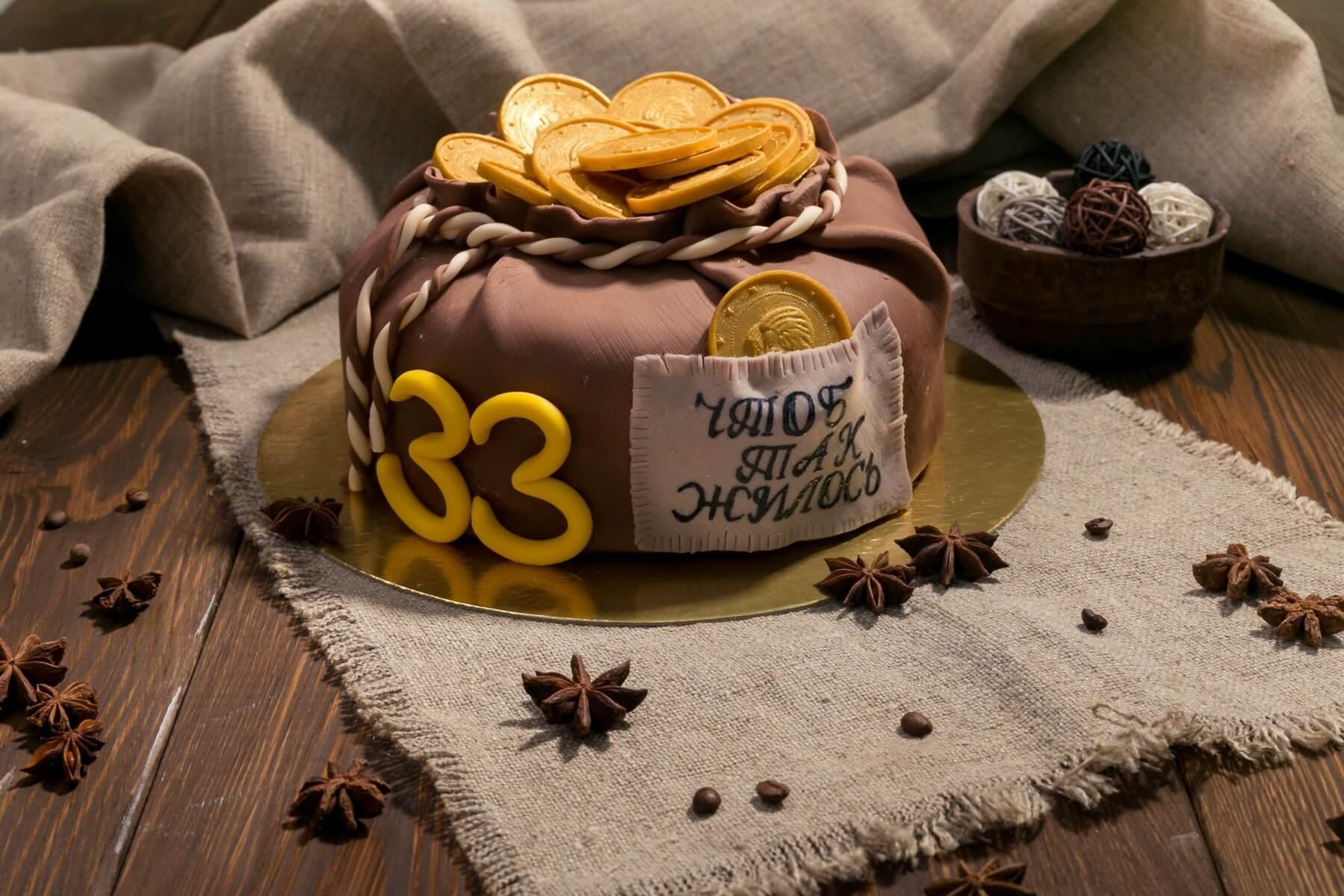 Открытки мужчине с Днем Рождения 33 года лучшая подборка (6)