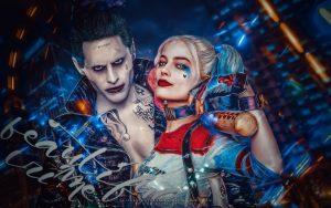 Отряд Самоубийц   красивые фото Харли Квинн и Джокер (32)