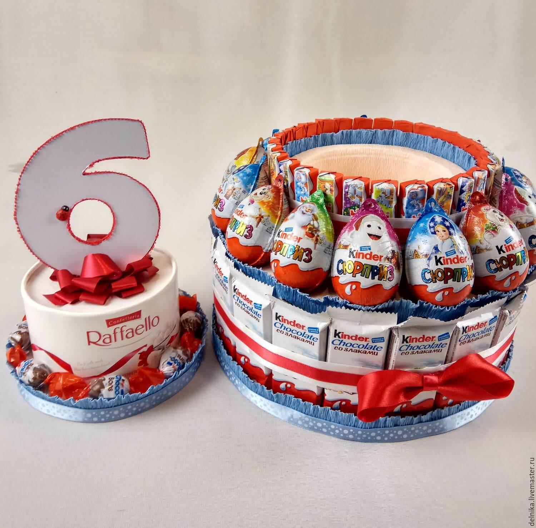 Подарок своими руками на День Рождения мальчику 4 года сборка картинок (1)