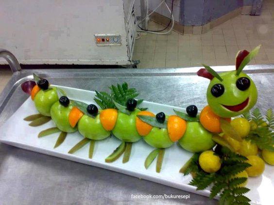 Поделки из овощей своими руками фото на выставку   прикольные (22 картинки) (13)