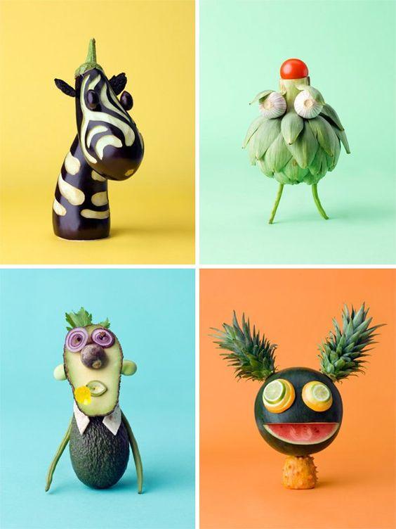 Поделки из овощей своими руками фото на выставку   прикольные (22 картинки) (5)