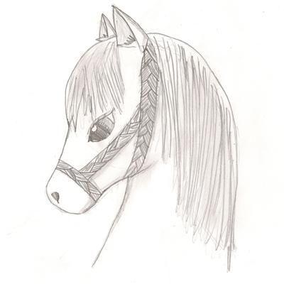 Простые рисунки карандашом для срисовки   милые (20 картинок) (11)