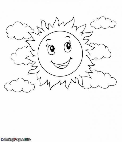 рубрики картинка солнышко с улыбкой и лучиками черно белое зеленодольского фанерного комбината