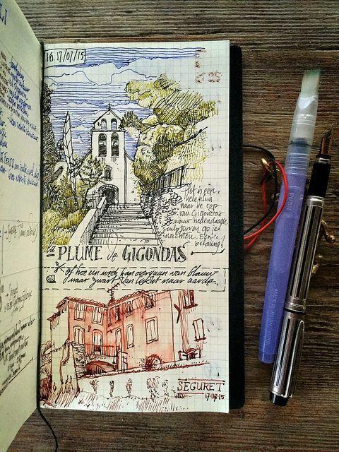 Рисунки в лд   оригинальные идеи (24 картинки) (15)