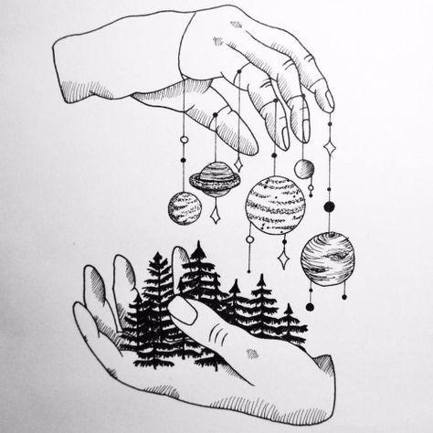 Рисунки в лд   оригинальные идеи (24 картинки) (3)