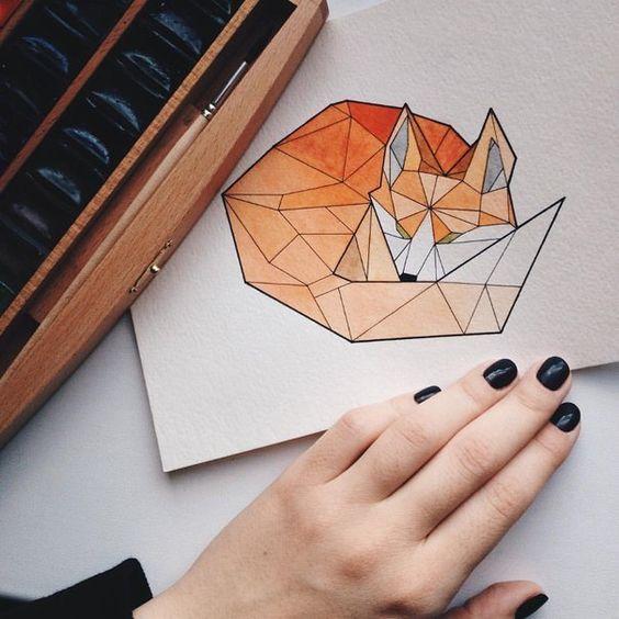 Рисунки в лд   оригинальные идеи (24 картинки) (7)