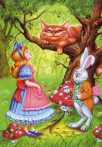 Рисунки в сказке Алиса в стране чудес   подборка (14)