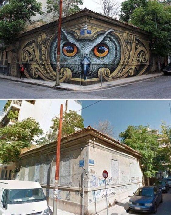 Рисунки граффити   подборка (24 картинки) (11)