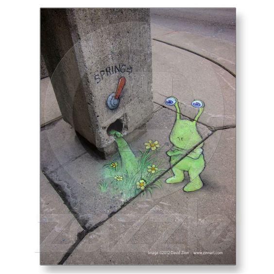 Рисунки граффити   подборка (24 картинки) (24)