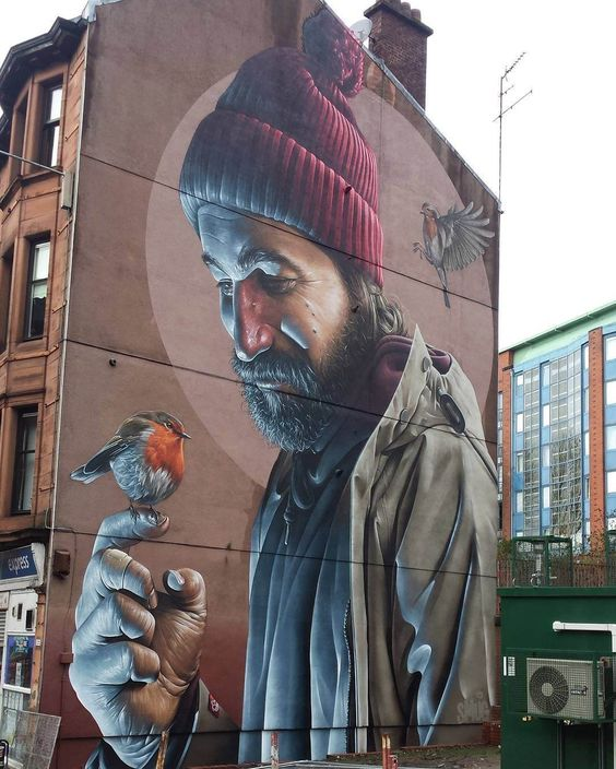 Рисунки граффити   подборка (24 картинки) (5)