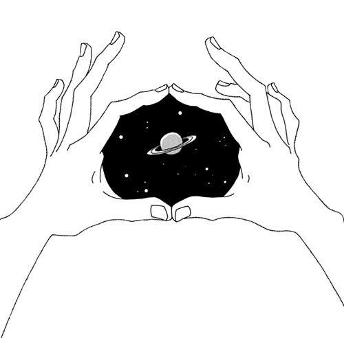 Рисунки космос   большая сборка (20 картинок) (19)