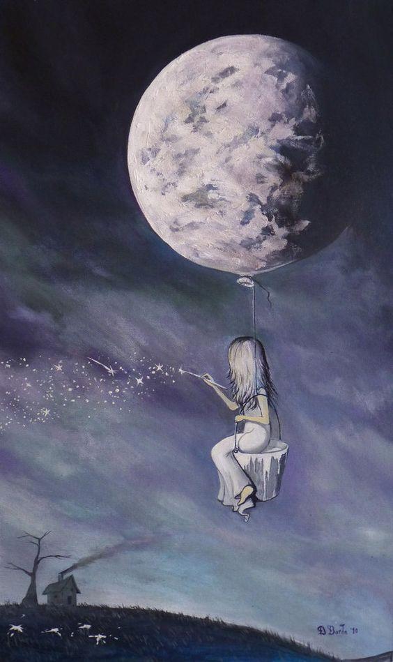 Рисунки космос   большая сборка (20 картинок) (2)