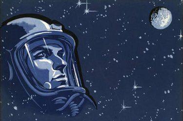 Рисунки космос   большая сборка (20 картинок) (3)