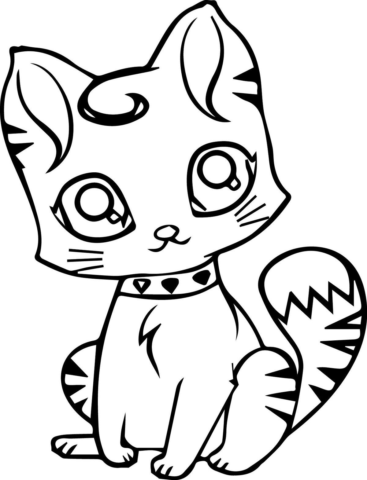 Котята рисунок картинки
