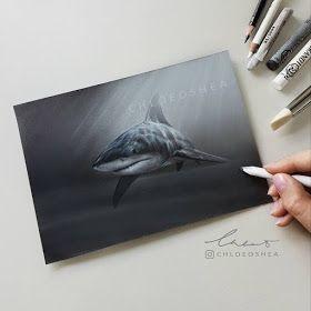 Рисунки цветными карандашами   интересно (25 картинок) (5)