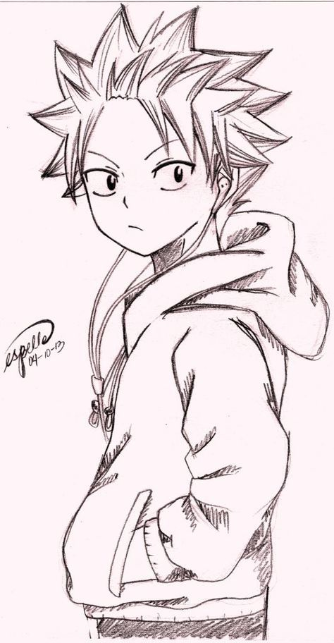 Рисунок аниме   лучшая подборка (23 картинки) (1)