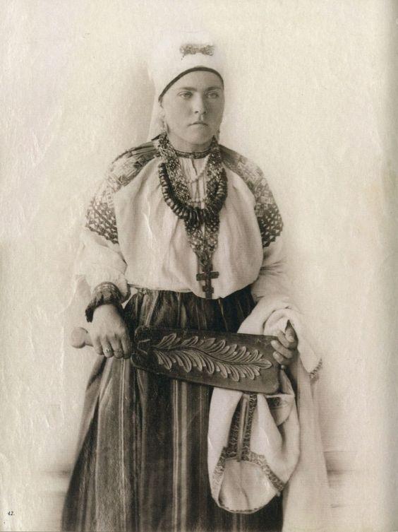 Рисунок русский народный костюм   коллекция фото (18 картинок) (13)