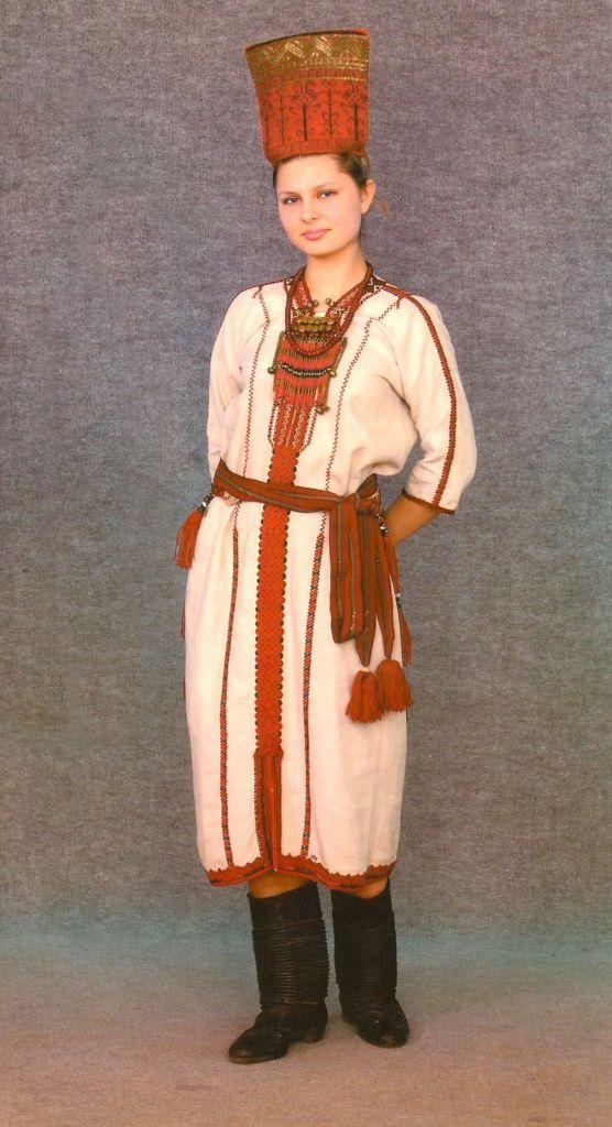 Рисунок русский народный костюм   коллекция фото (18 картинок) (14)